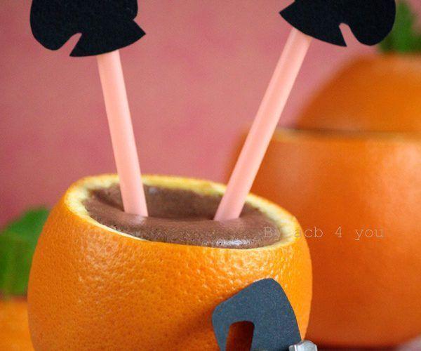Mousse chocolat et coco - Recette facile pour Halloween #repashalloweenfacile Mousse chocolat et coco - Recette facile pour Halloween #repashalloweenfacile