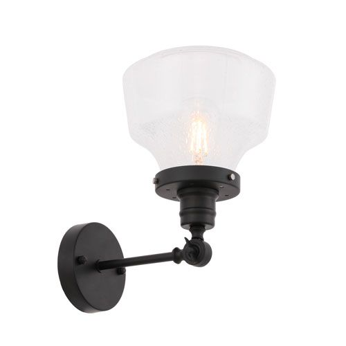 Elegant Lighting Ld6234bk Lyle Black