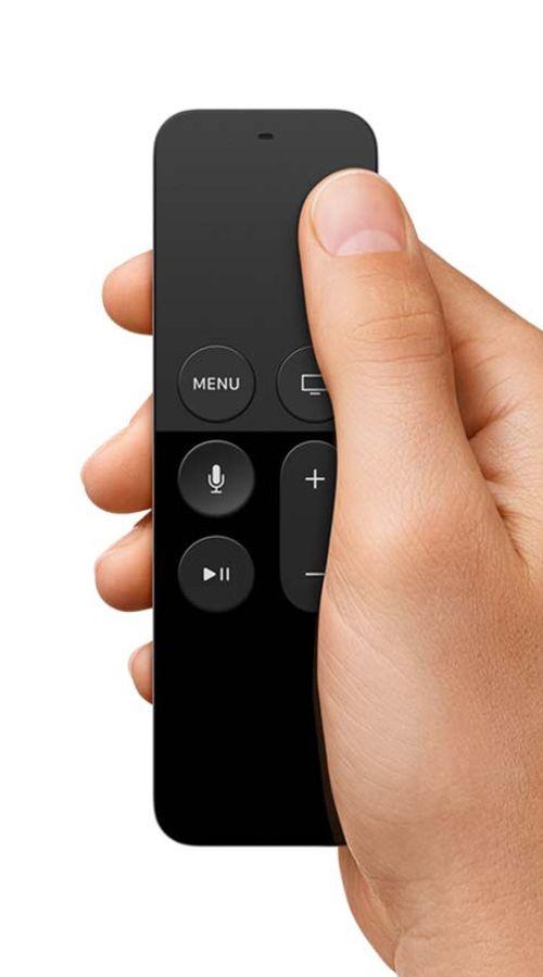 Apple tv, Remote