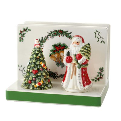 Spode Christmas Tree Nakin Holder Salt and Pepper in 2018 Products