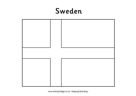 Olympic Flag Coloring Pages Flag Coloring Pages Sweden Flag Olympic Flag