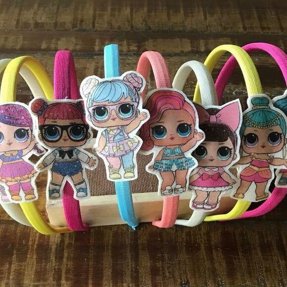 Recuerdos Para Fiesta De Lol Surprise Souvenirs De Lol Surprise Decoración De Muñecas Lol Sur Sorpresas Para Niños Muñecas Lol Fiestas De Cumpleaños Sorpresa