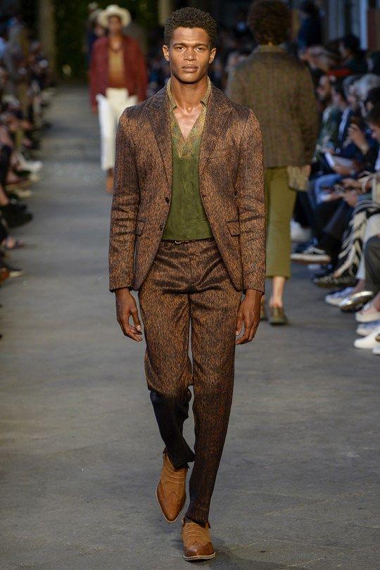 Missoni Spring/Summer 2017 Menswear Milan Fashion Week