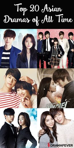 The top 20 most popular Asian dramas of all time on DramaFever | K