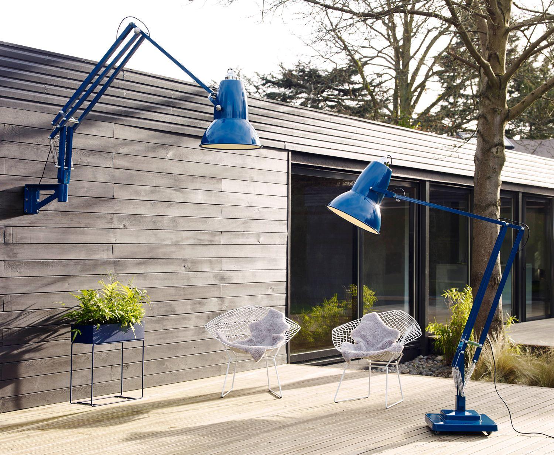 Original giant outdoor floor lamp lighting pinterest