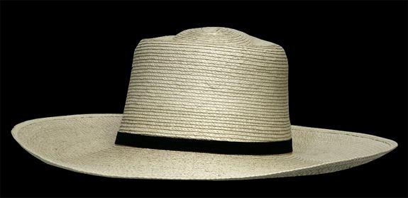 a082db41c Obbie Schlom's signature hat. 4 1/2
