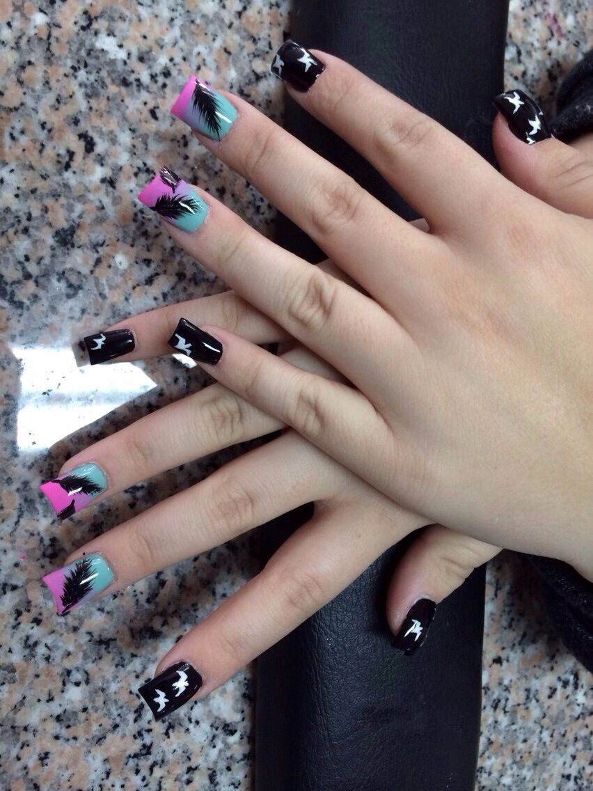 new nails design by james at luxury top nails & spa | nails designs ...