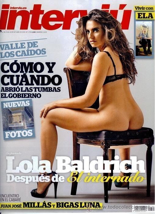 Lola Baldrich Portadas Interviu Mujeres Portadas Que Te Mejores