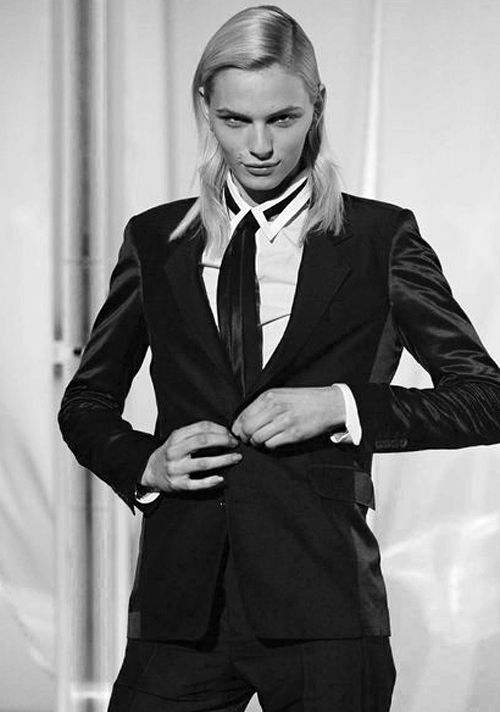 Andrej pejic jean paul gaultier fashion pinterest best jean paul gaultier models and - Age de jean paul gaultier ...