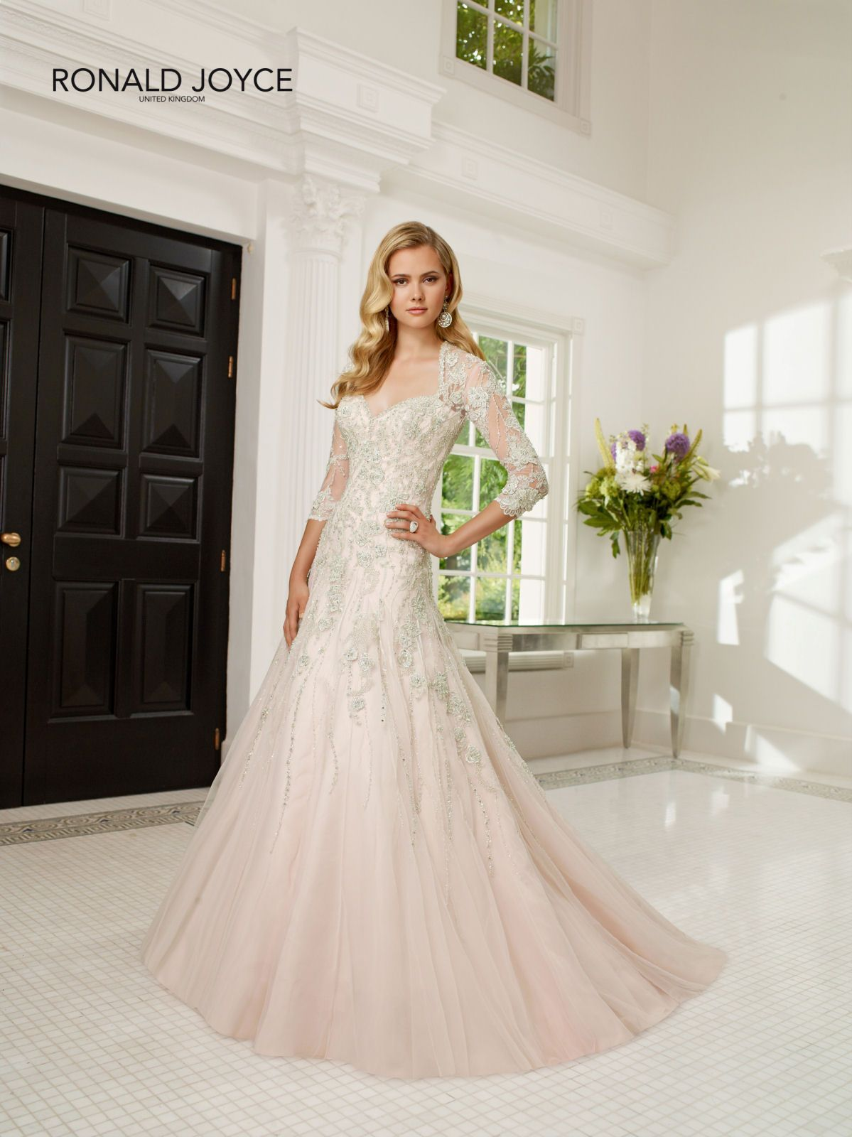 Beautiful weddings dresses pinterest ronald joyce wedding