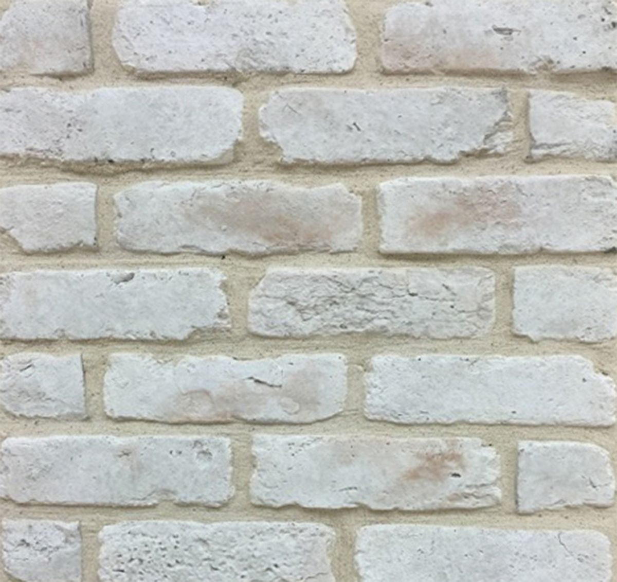 Koni materials blanc thin brick helpful ideas for Brick and stone veneer