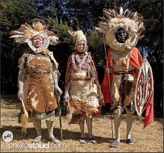Kikuyu Traditional Dress - Google Search