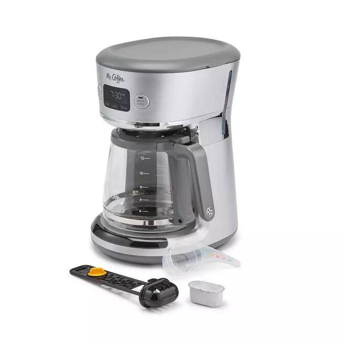 Mr. Coffee EasyMeasure 12Cup Programmable Coffee Maker