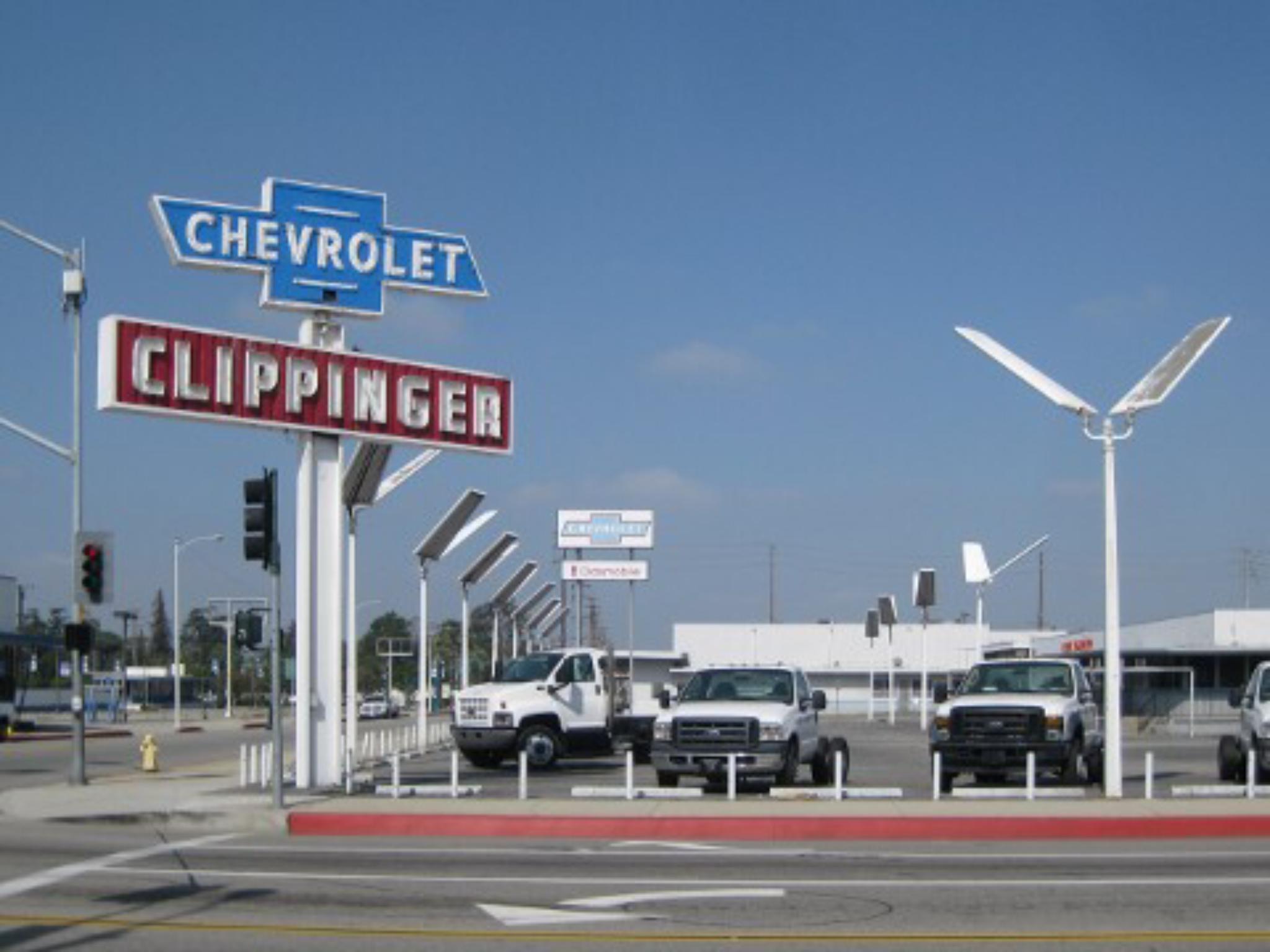Clippinger Chevrolet Dealership Covina California Chevrolet