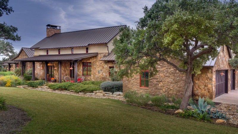 Geschke Group Architecture Texas German Farmhouse Modern