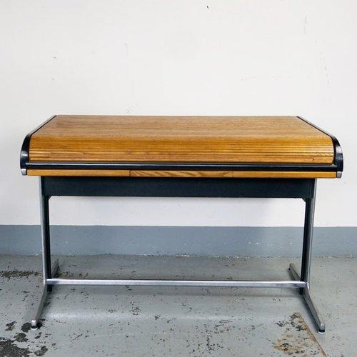 Action Desk By George Nelson For Herman Miller 1960s Furniture Design Modern Japanese Home Design Futuristic Furniture