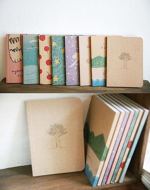 Eco-friendly Pocketbook, Planner