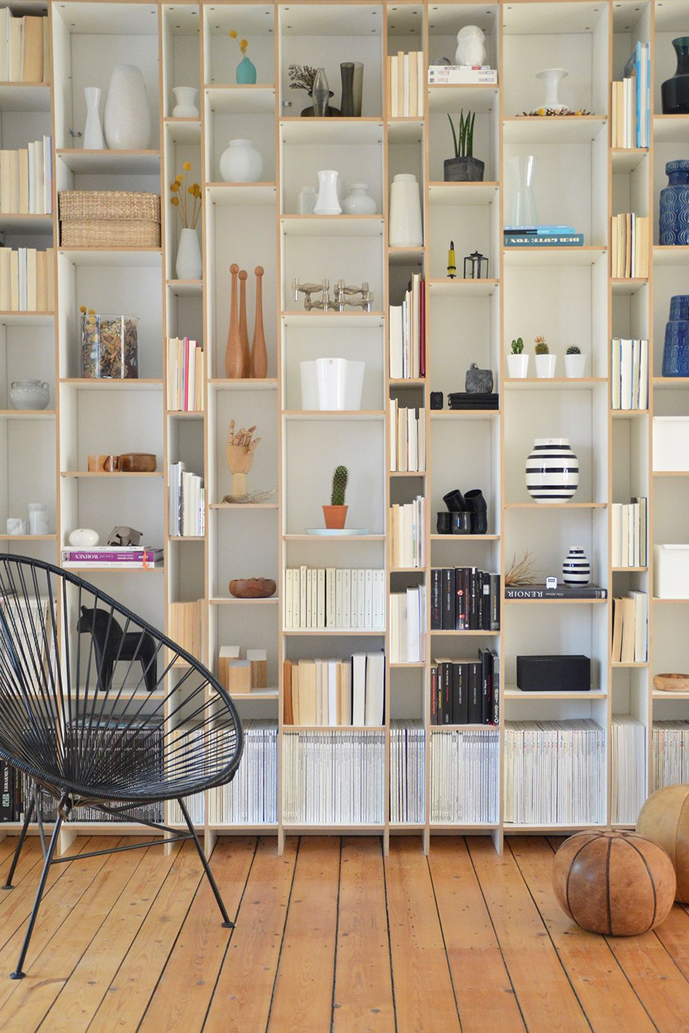 Exquisit Vintage Möbel Bookshelves Bookshelf Styling Und