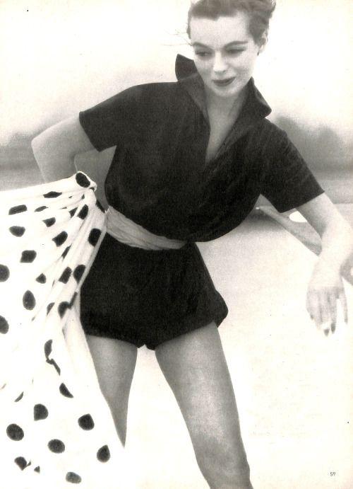 1954 Vogue.