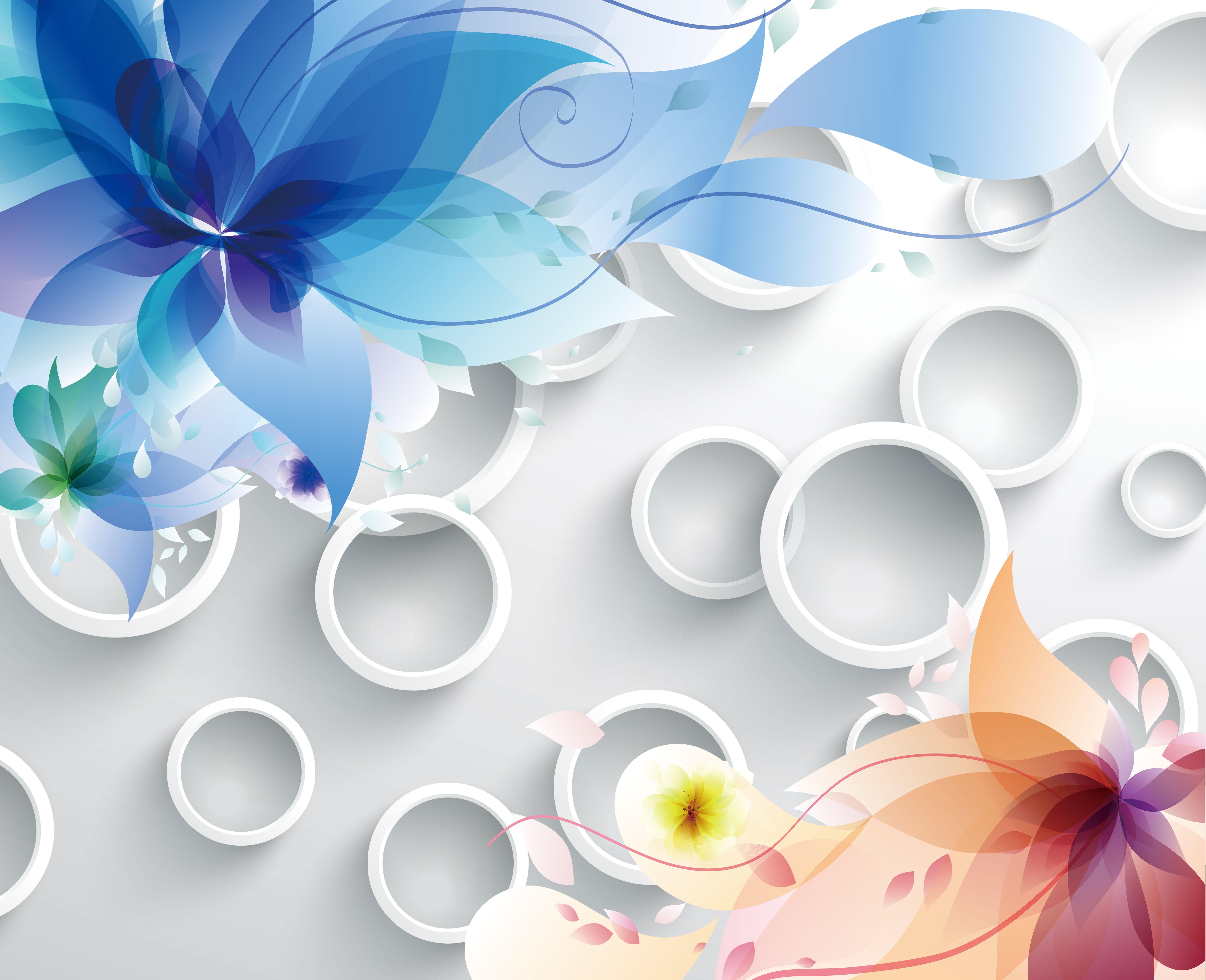 Padrão Floral Design Decoração Background in 2019