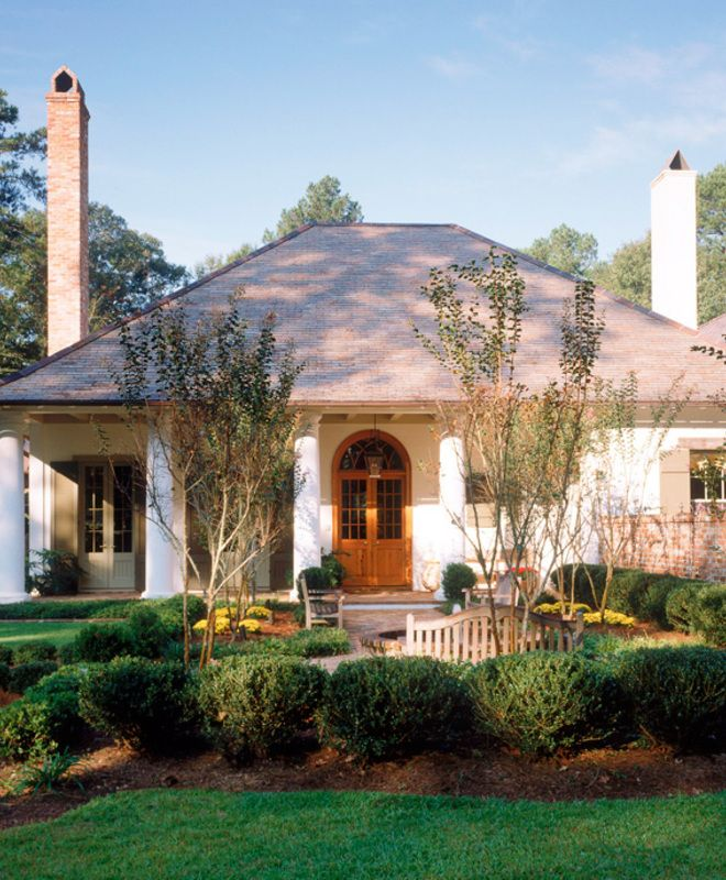 Ken tate architect architecture french creole architect for Creole style house plans