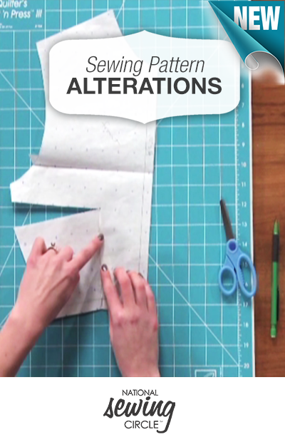 Sewing Pattern Alterations & Alteration Tools | Pinterest | Sewing ...