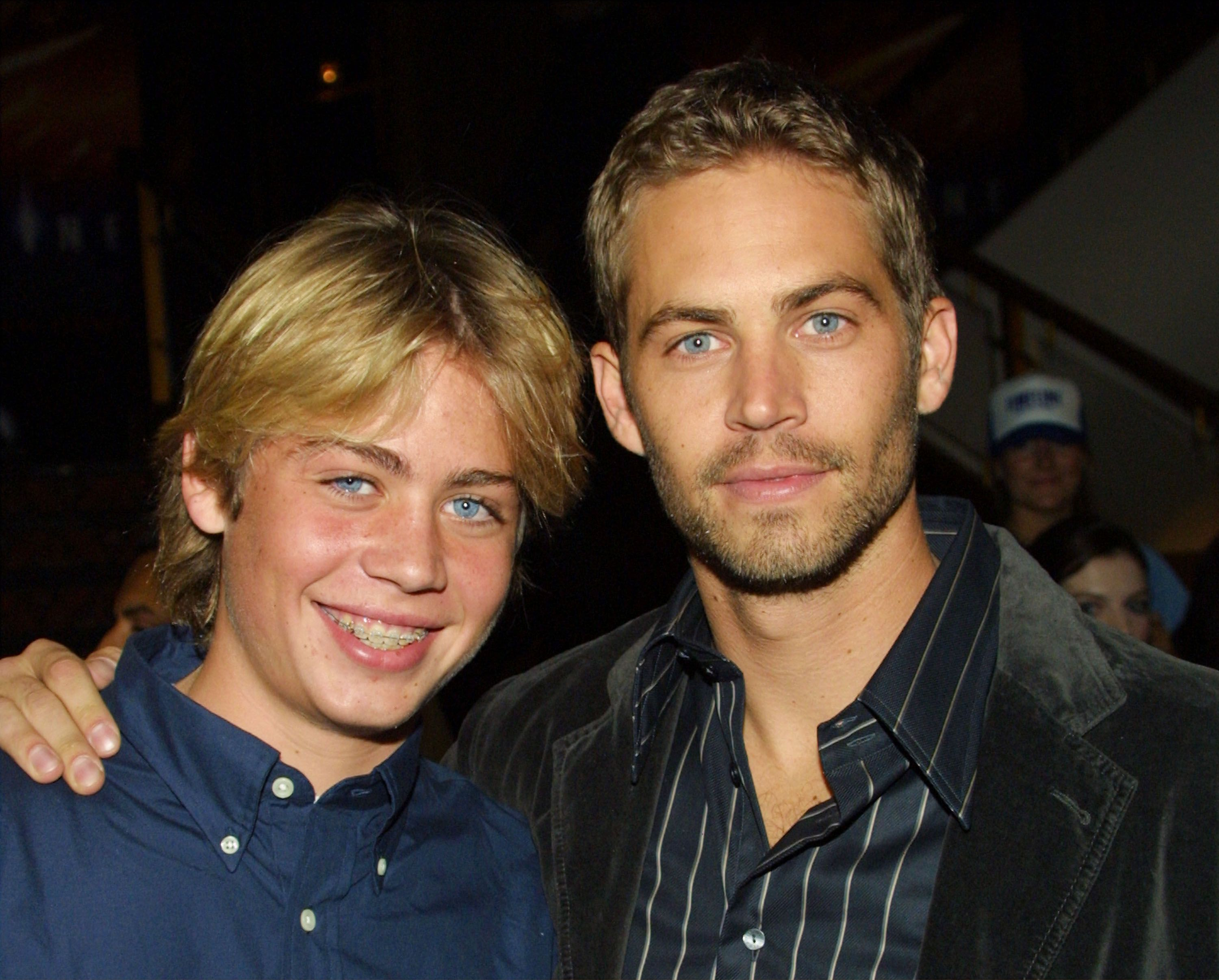 Paul walker s brother cody walker will complete his role in fast furious 7 do you like him