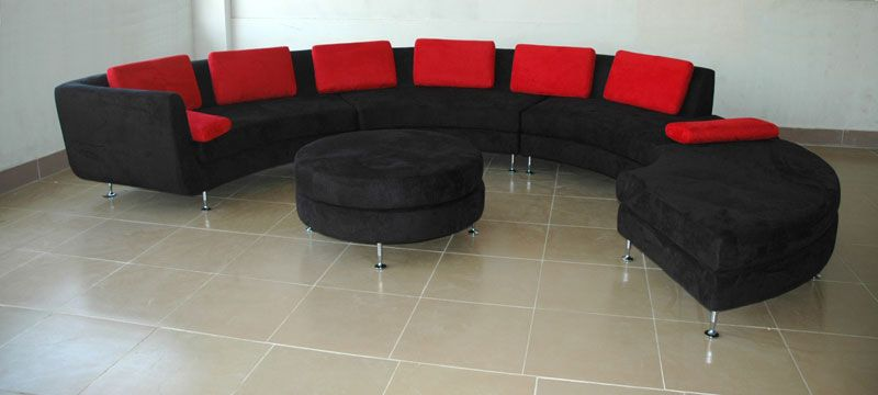Black Suede Couch Best Collections Of Sofas And Couches Sofacouchs Com Suede Couch Couch Velvet Sofa