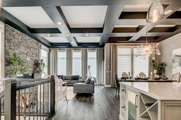 Alquinn Show Homes Featuring Divine Flooring   Traditional   Living Room    Other Metro   By