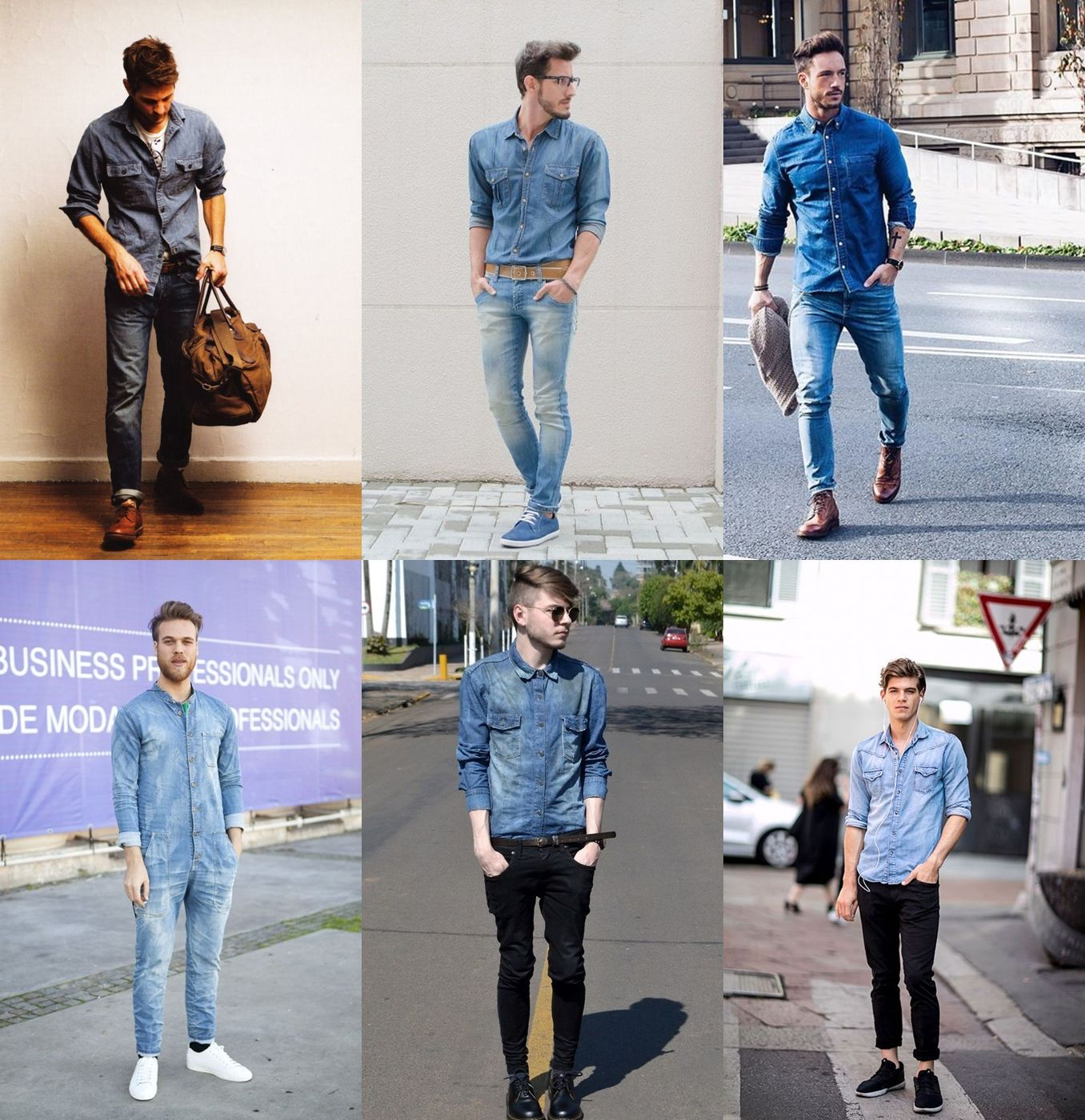 ... -como-usar-jeans-como-usar-camisa-jeans-moda-jeans-tendencia-masculina -menswear-dicas-de-moda-alex-cursino-blog-de-moda-mens-moda-sem-censura -4-tile 1cddb0cf91