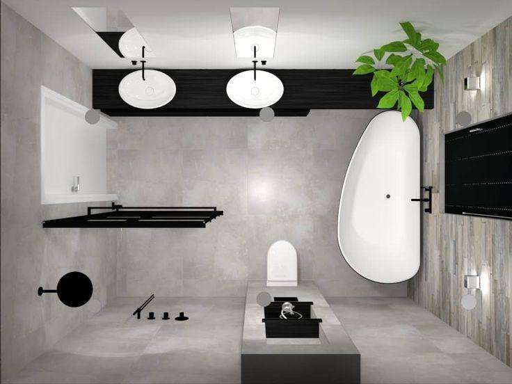 Badgestaltung Nijkerkerveen / De- # badezimmerideen –