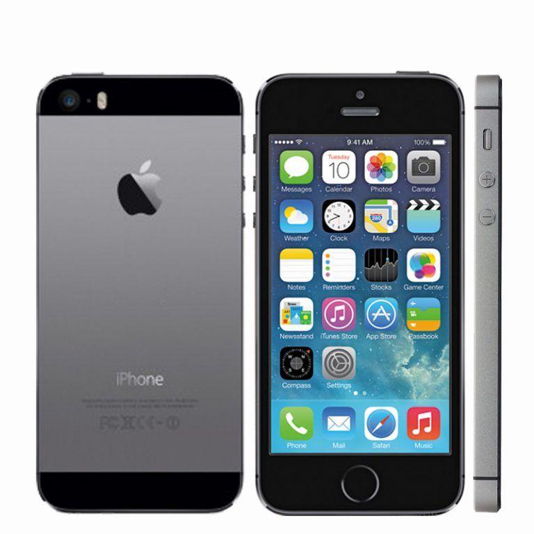 Apple Iphone 5s Glas Reparatur