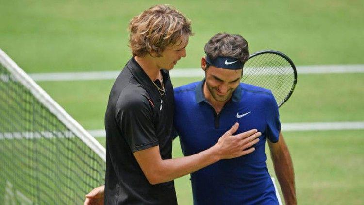 Alexander Zverev There Is No One Perfect In Tennis Except Roger Federer Tennis World Tenisz