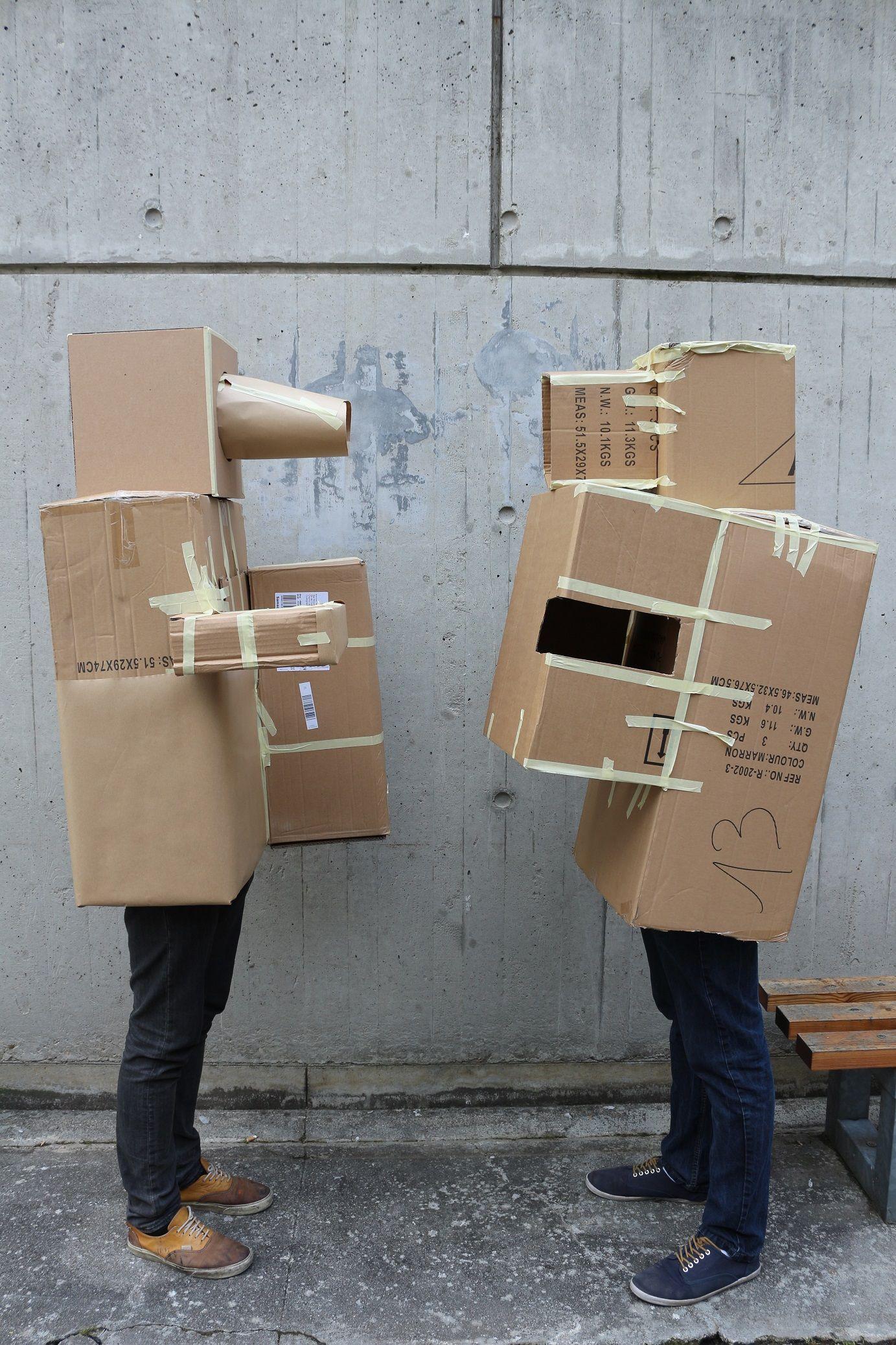 Accueil Cardboard Sculpture Teaching Art Design Classes