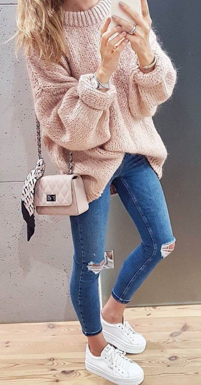 Cute and comfy outfits for fall