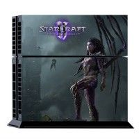 Starcraft2 Kerrigan Skin For Playstation 4 PS4 Console Controller