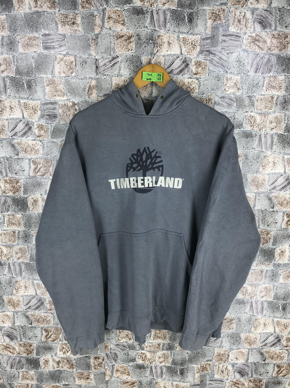 TIMBERLAND Hoodies Sweatshirt Large Mens Vintage 90's