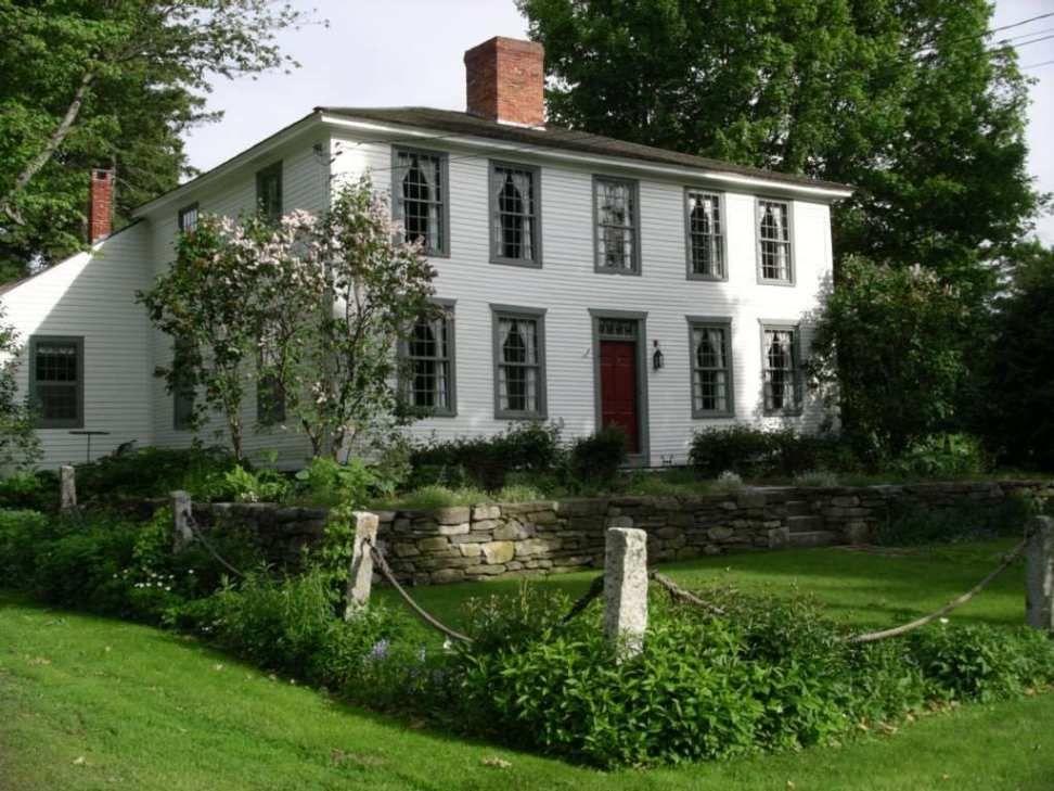 c 1795 haverhill nh 645 000 old house dreams homes rh pinterest com