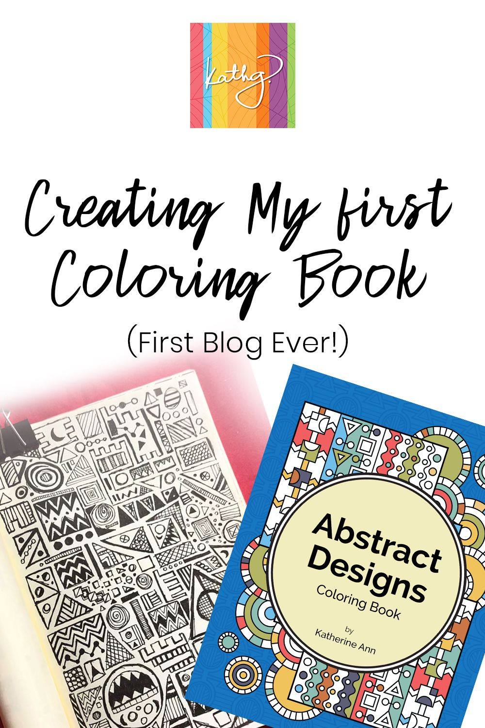 Creating My First Coloring Book Coloring Books Designs Coloring Books Books