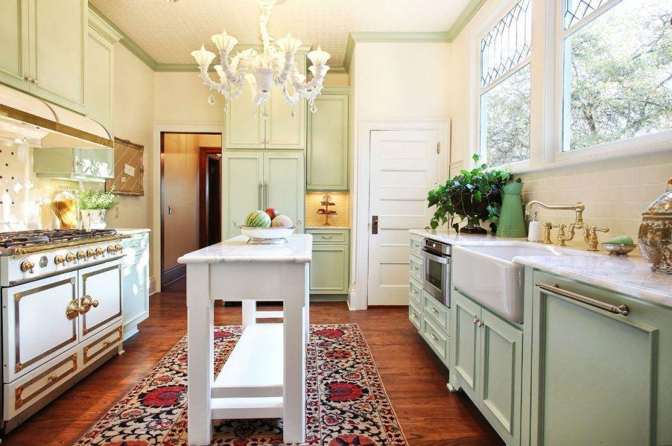 Luxury Modern Victorian Kitchen Cabinets