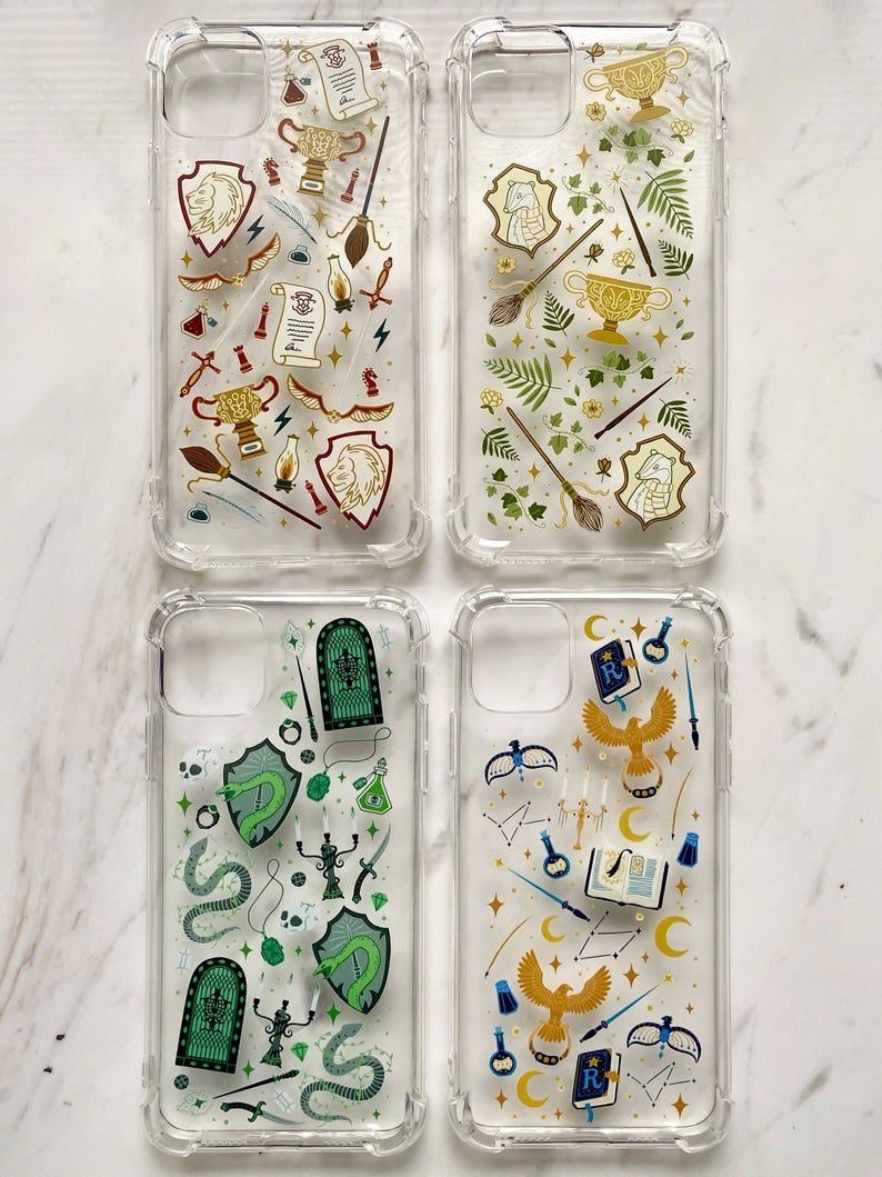 House Iphone and Samsung cases - bookish phone cases