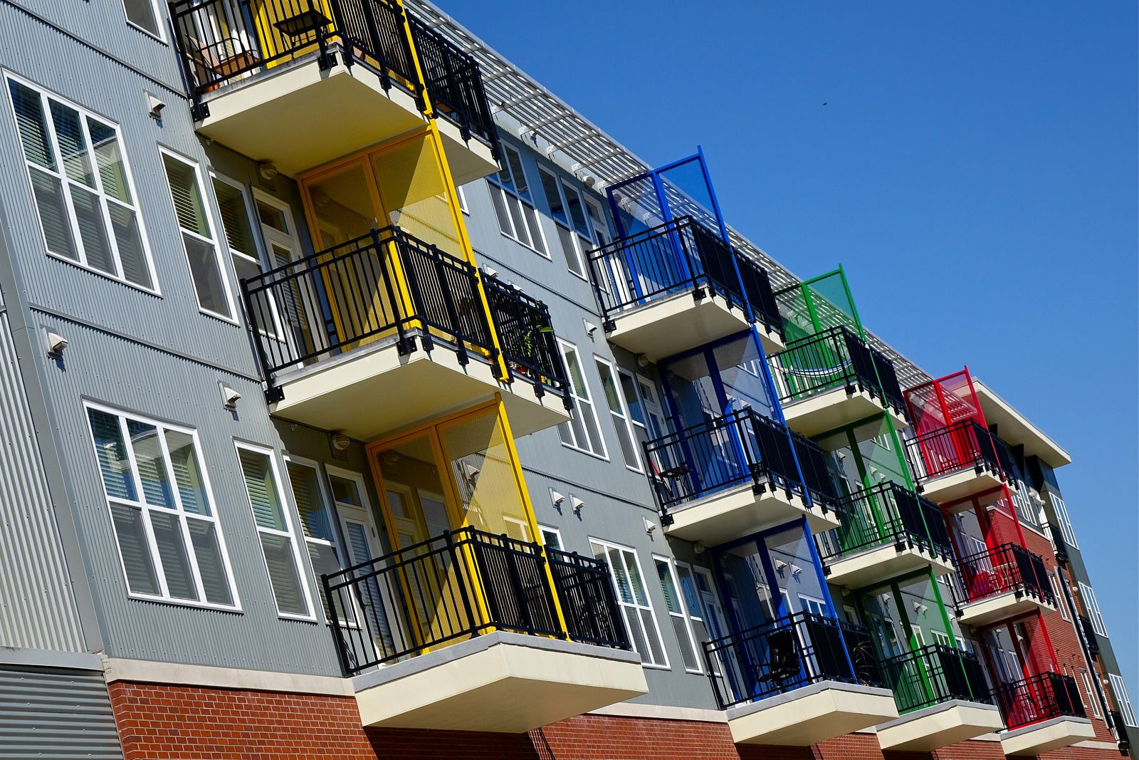 Colored terraces House styles, Terrace, Mansions