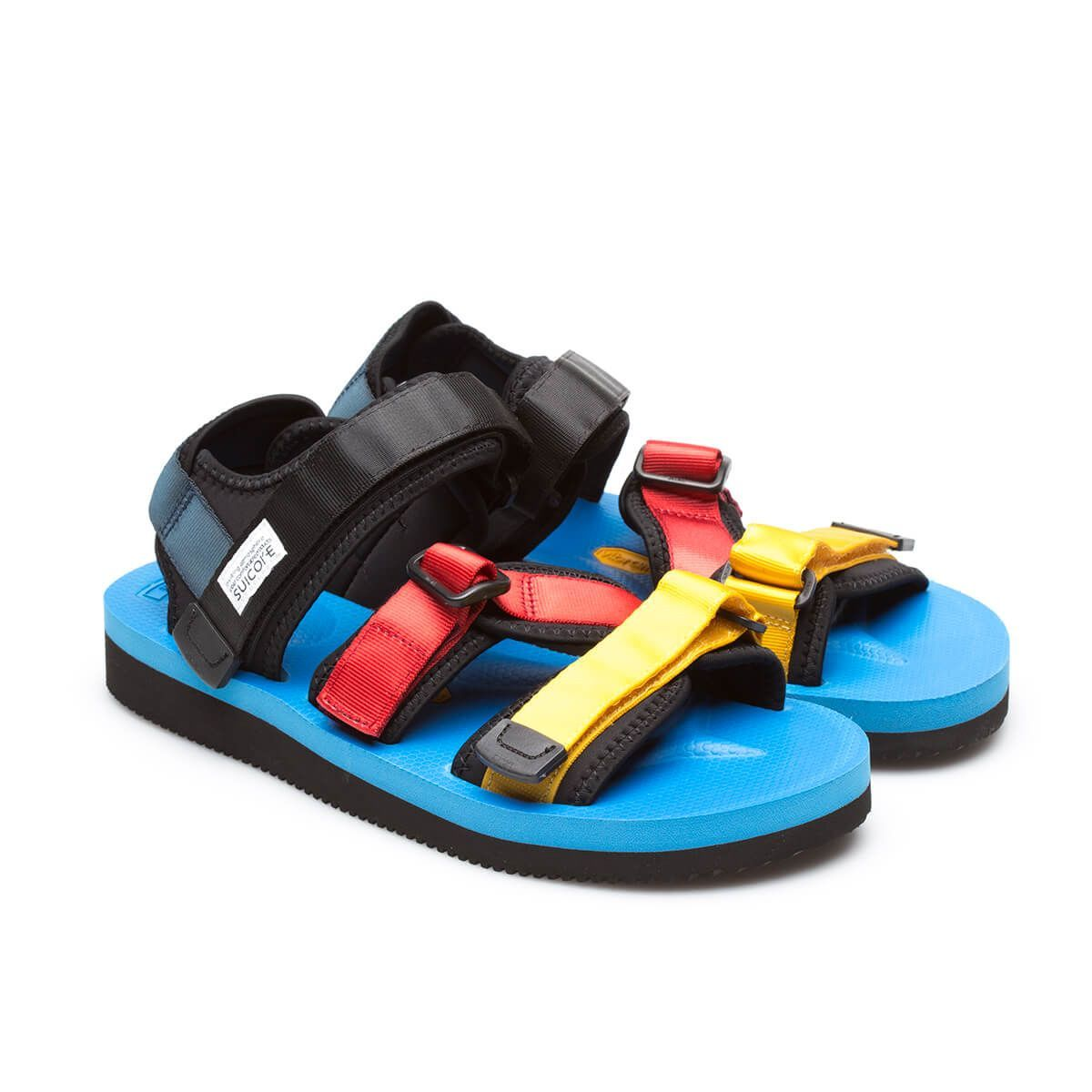 2b0abe5a09f3 SUICOKE - SUICOKE Kisee-v Sandals - Multicolor