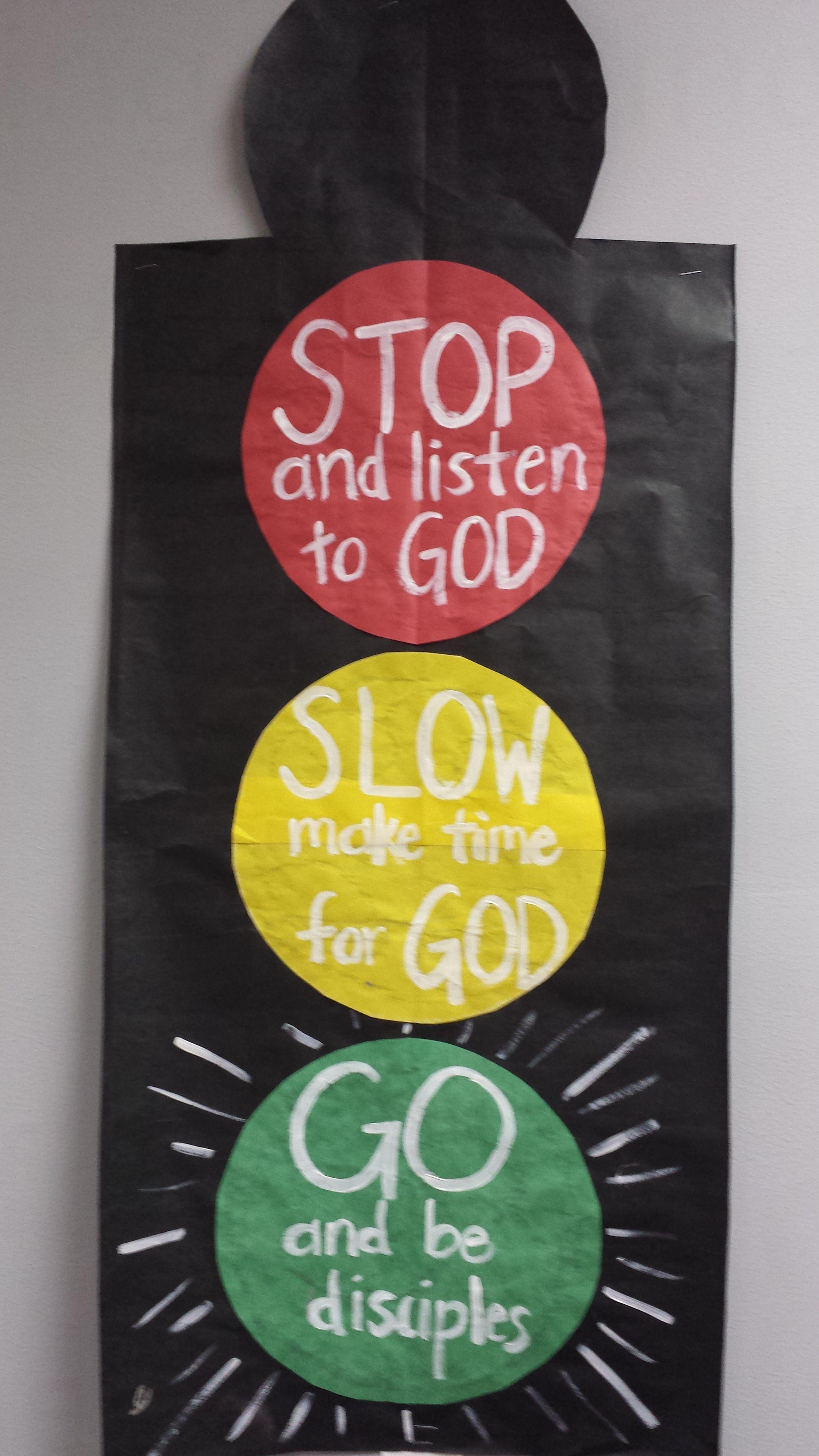 Vacation Bible School Craft Ideas Kids Part - 32: DUMC VBS Decorations #cokesbury #gforce