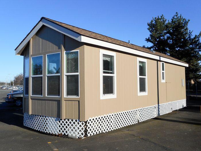 Woodland Park Model Homes