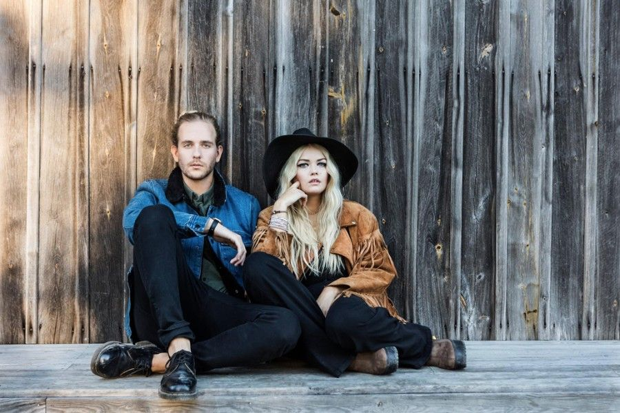 """Swedish folk-pop duo Smith and Thell have released a new song """"ROW"""" via SoundCloud and Spotify."""