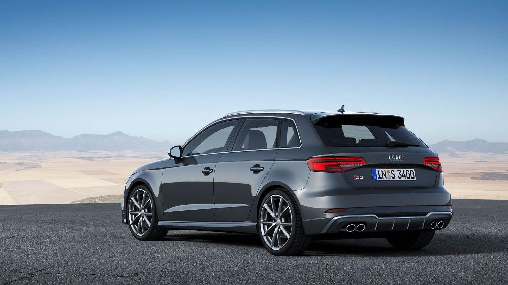 New Audi S3 Sportback East & West Audi a3