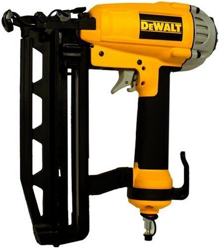 Dewalt D51257k 1 Inch To 2 1 2 Inch 16 Gauge Finish Nailer Http Www Handtoolskit Com Dewalt D51257k 1 Inch To 2 12 Inch 16 Gauge Finish Nailer Dewalt Nailer