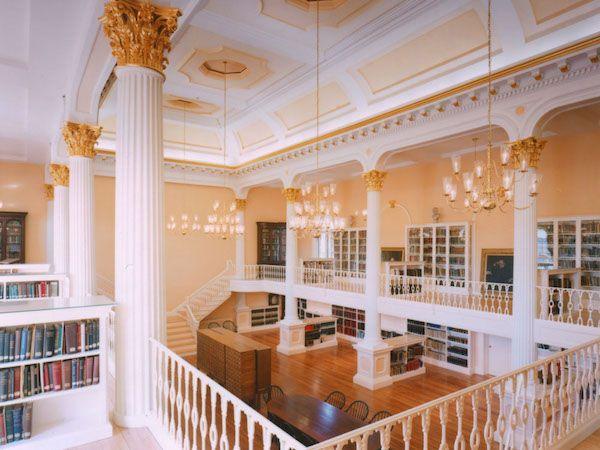 Literary Tourism: Salem, Massachusetts | Phillips Library