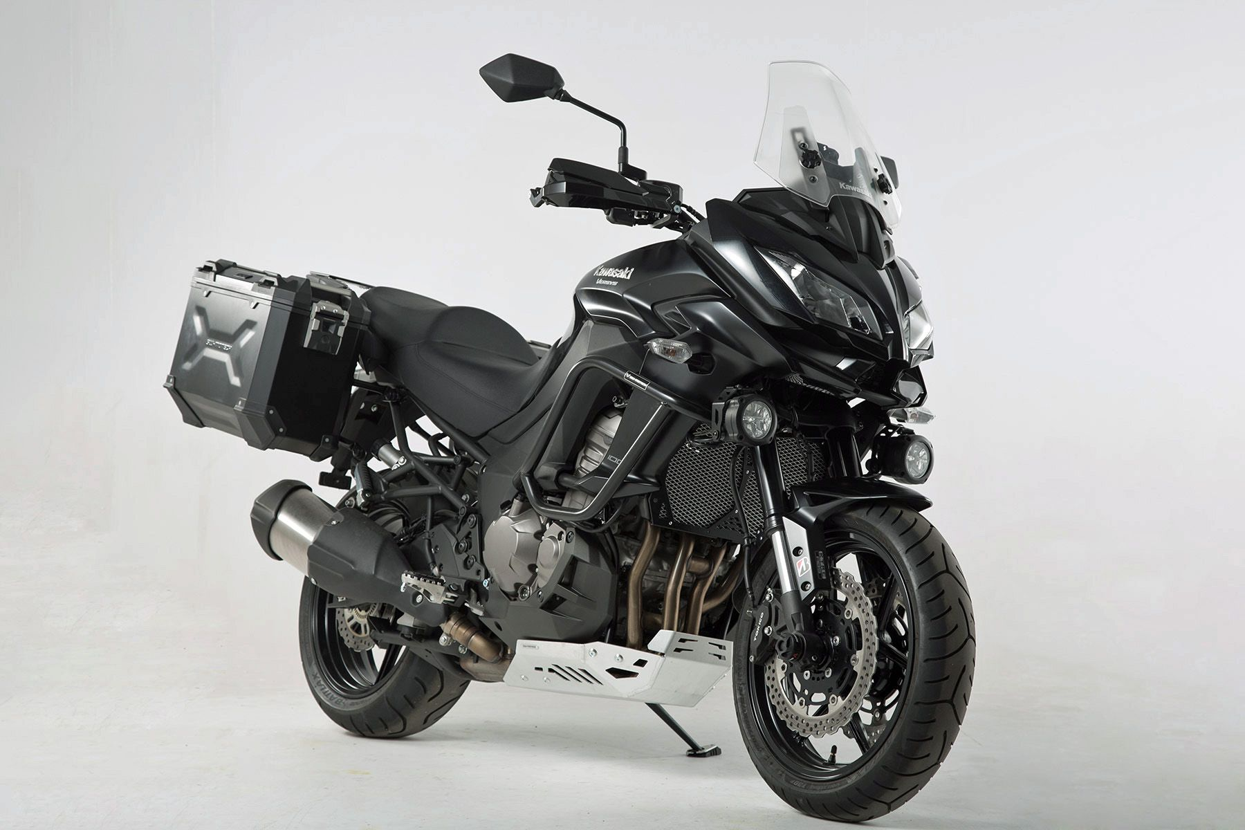Kit Out Your Kawasaki Versys 1000 With Sw Motech Versys